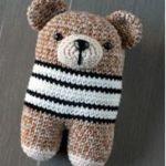 Medvídek - jednoduchý
