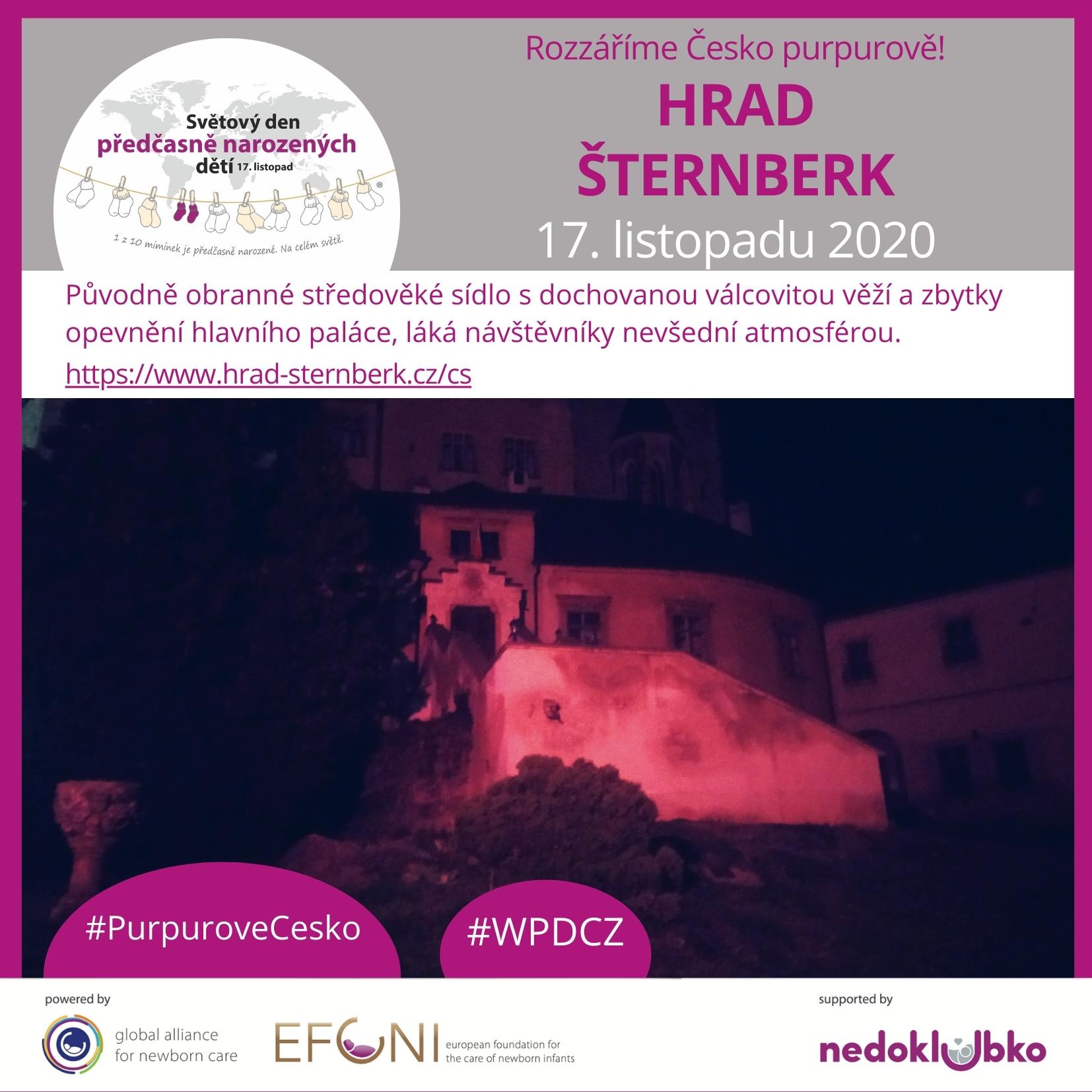 purpuroveCesko_HRAD STERNBERK (1)