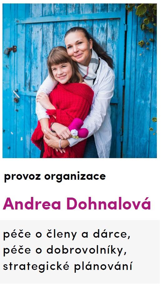 kontakty Andrejka