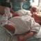 Lucinka 10 den po narození